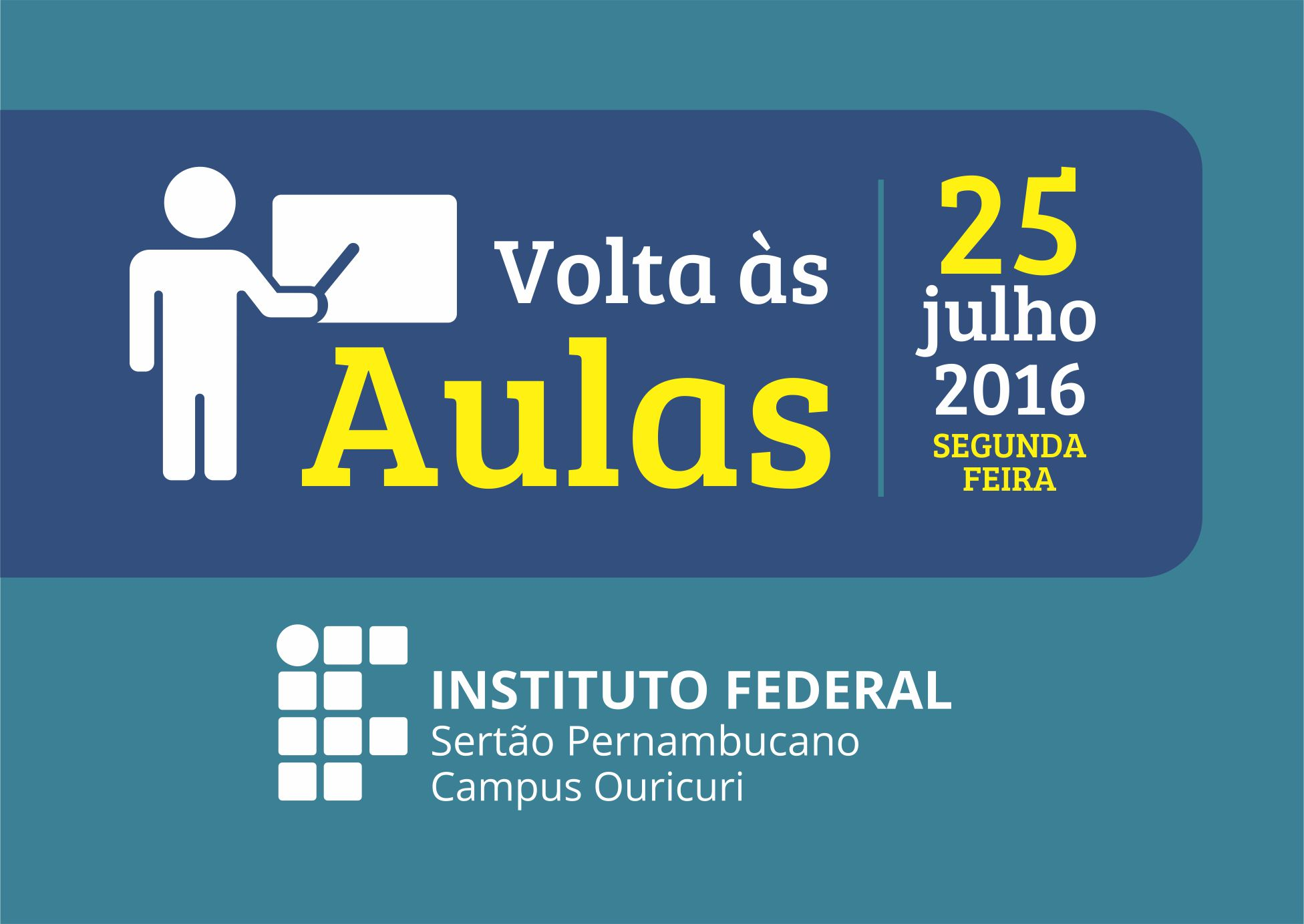 Voltas as aulas ouricuri - 2